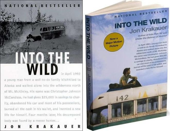 an analysis of the first two chapters of into the wild by jon krakauer Detailed descriptions and analysis of into the wild by john krakauer summary of chapters 4 through 7.