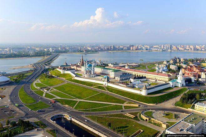 Казань; Река; Реки; Татарстан; Поволжье; Приволжье; Природа: Достопримечательност&shy;<wbr/>и
