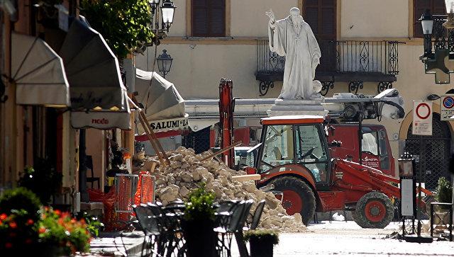 Землетрясение в Италии 30 октября 2016. Какие разрушения? Какой ущерб?