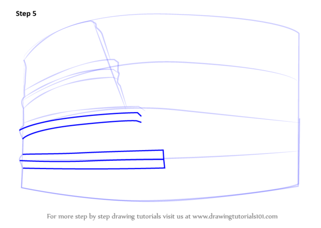 как нарисовать колизей3