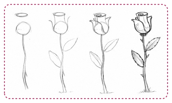 Как сделать розу из бумаги мастер класс 23