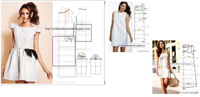 Платье футляр своими руками шить фото 11