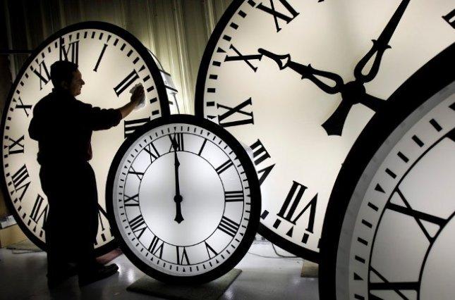 Когда переводят часы на зимнее время в 2018 году в Украине?