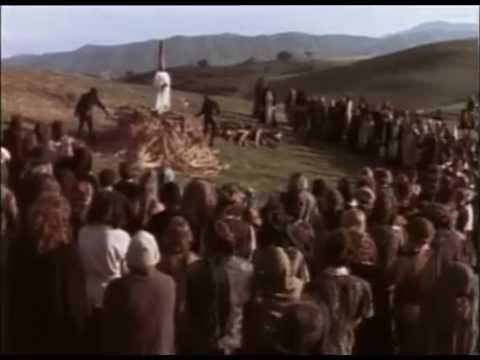 казнь Яна Гуса, сожжение на костре фото