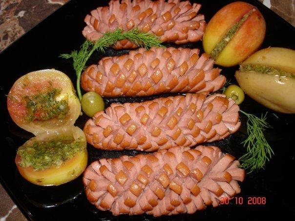 Блюда из колбасы рецепты с фото в мультиварке