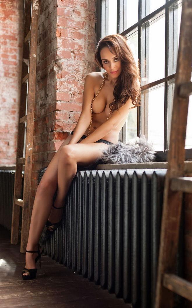 голая анна калашникова порно