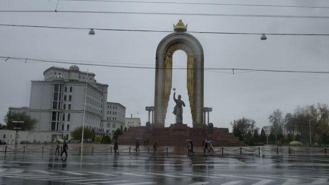 Таджикистан остался без электричества? Подробности? В чем причина аварии?