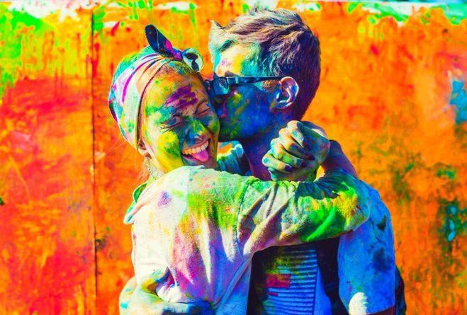 Краска для холли в домашних условиях 26