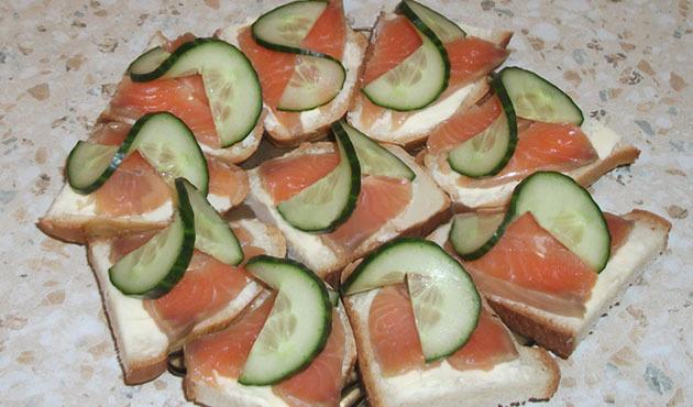 Как правильно сделать бутерброды