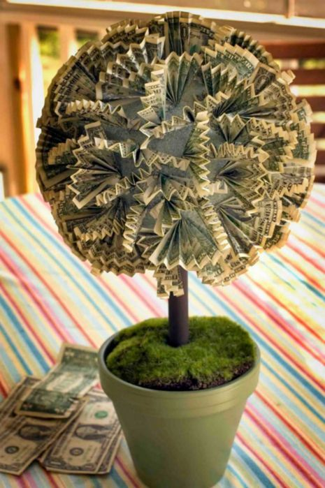 Поделка гриб своими руками из крупы