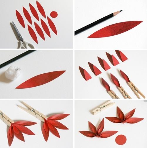 Как сделать из гофрированной бумаги цветок пион