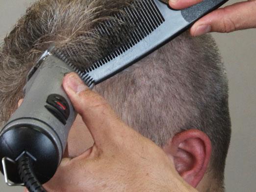 Как сделать причёску в домашних условиях мужчине