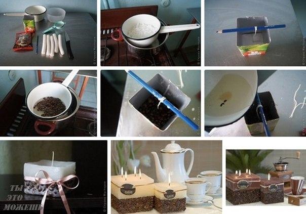 Как сделать в домашних условиях своими руками светильник