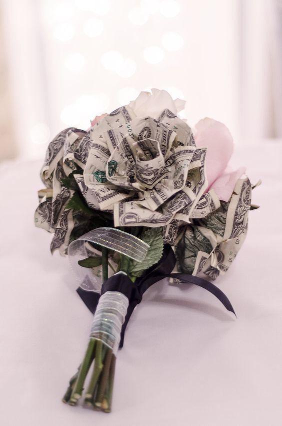 Роза из денег своими руками мастер класс 84
