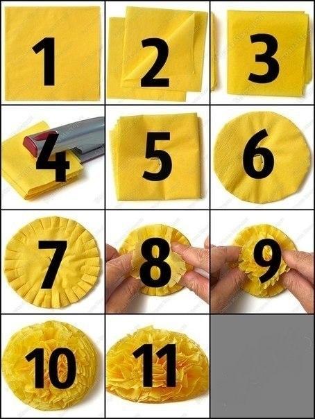 Как сделать цифру обьемную