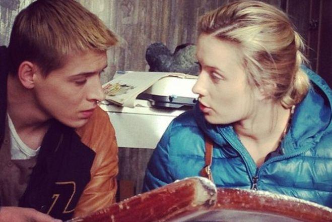 Чернобыль. Зона отчуждения сериал Аня и Паша