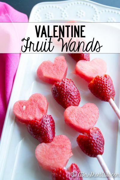 как сделать валентинку из овощей. фруктов и ягод