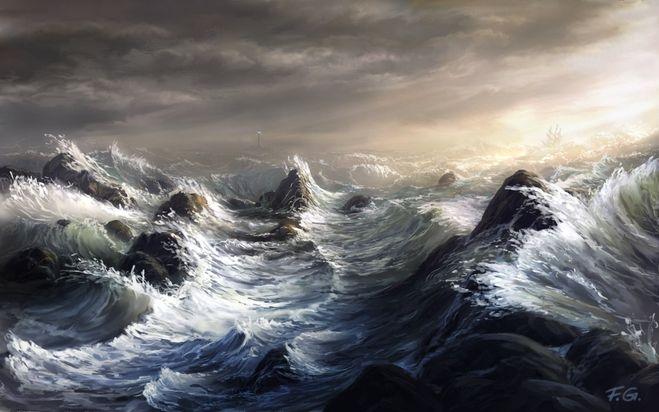 фоторассказ красота моря 2 класс