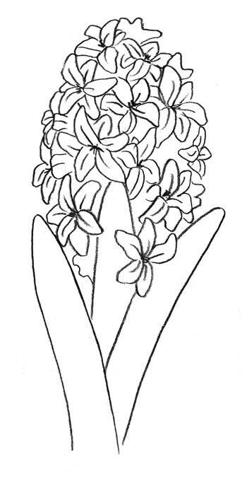 Как сделать цветы в горшке