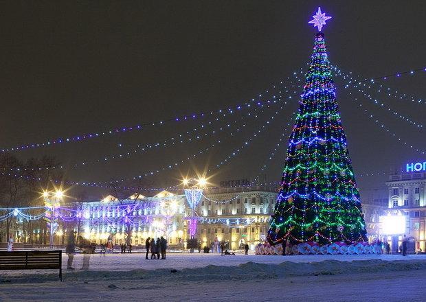 Куда сходить в Минске в новогодние праздники до и после Нового Года 2017??