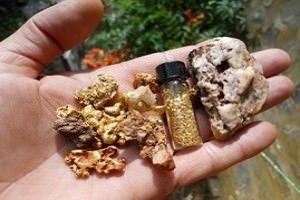 сколько золота на Земле, откуда берется золото, где искать природное золото