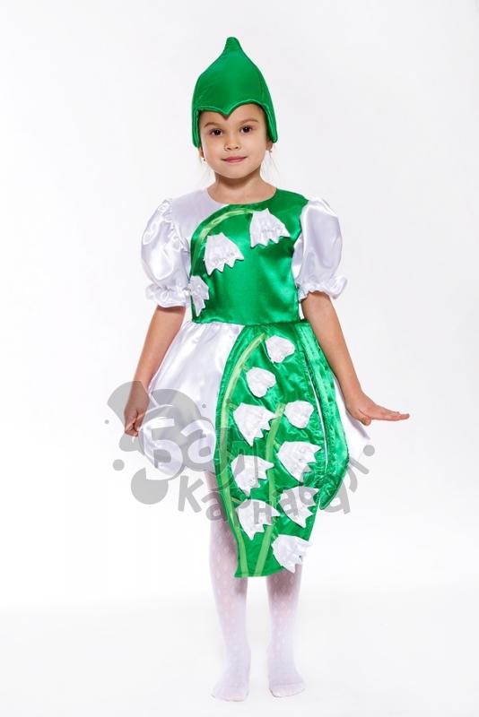Карнавальный костюм цветочек своими руками