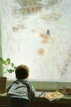 Хузин у окна год написания