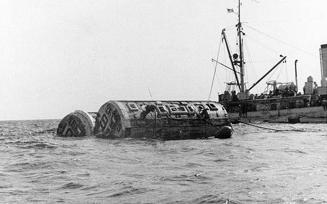подводная лодка сквалус