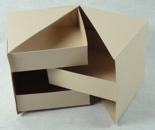 Как сделать стульчики из картона