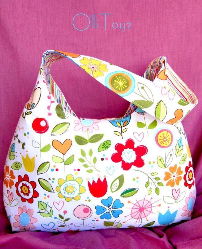 b34792c9920a Как сшить летнюю пляжную сумку самостоятельно?