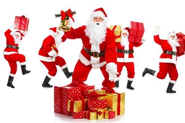 Товары и подарки на новый год