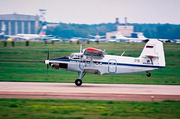 Самолёт Ан-3.