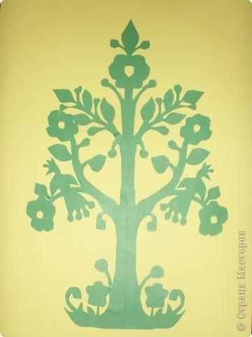 вытынанка дерево5