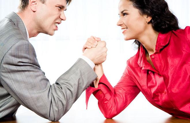 Мужчина и женщина; Отношения
