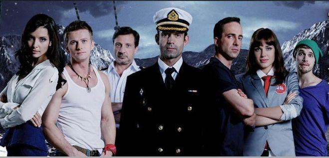 «Корабль 2 Сезон Испанская Версия 2 Сезон» — 1984