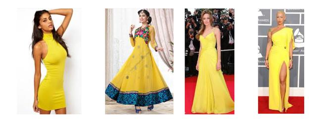984da7ade3e В каком платье встретить Новый год 2018  Какой цвет выбрать