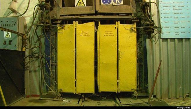 подъемное устройство в шахте 5 букв - фото 10