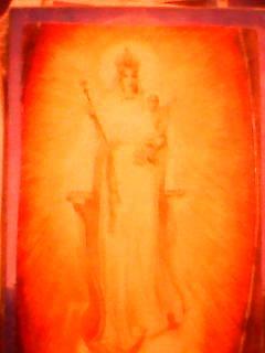Образ Жены Облеченной в Солнце (из Апокалипсиса Иоанна Богослова)