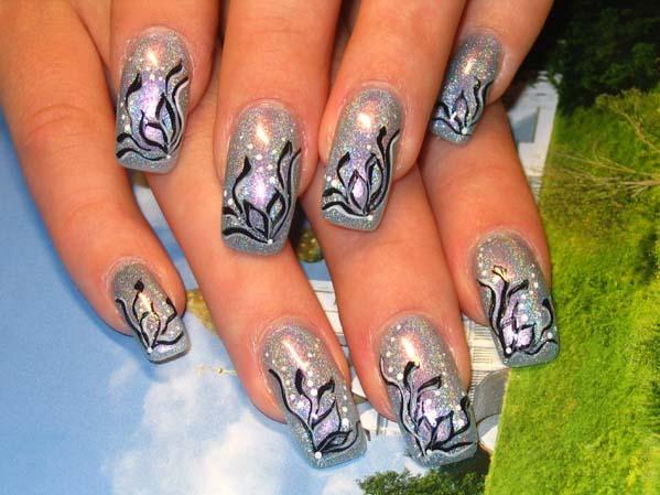 Красивый дизайн ногтей рисунки