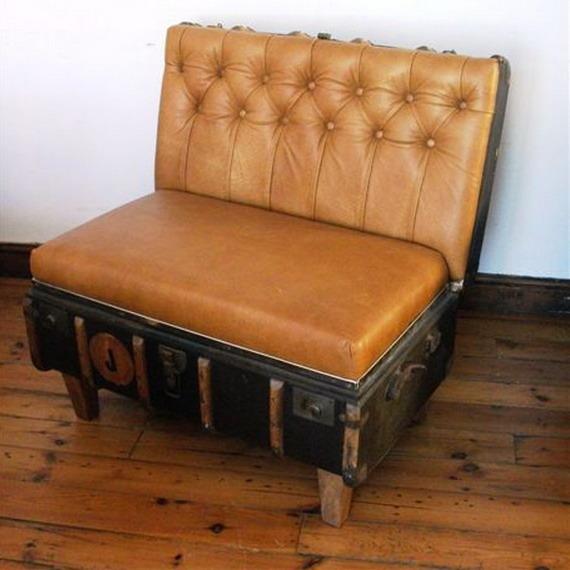 Что можно сделать из старого кресла своими руками