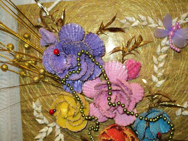 Торты из цветов своими руками
