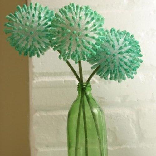 Декоративные палочки в вазу своими руками