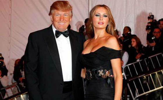 Трамп; Дональд Трамп; Президент США; Выборы; Политика; Мелания Трамп; высказывания; Влияние