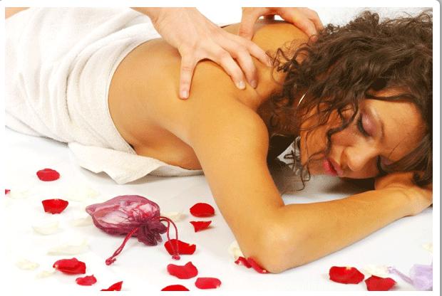 Женский массаж смотреть видео извиняюсь