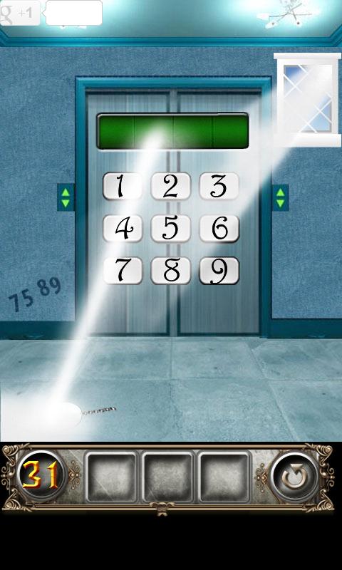 100 Doors Floors Escape 31 уровень прохождение игры Как