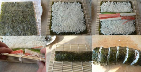 как приготовить обычный рис для роллов в домашних условиях