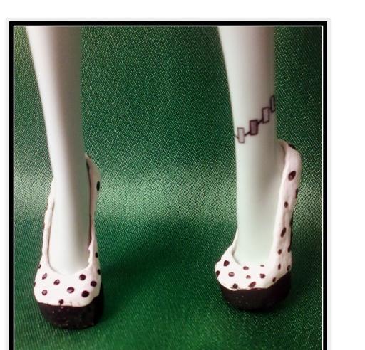 Туфли для кукол фото