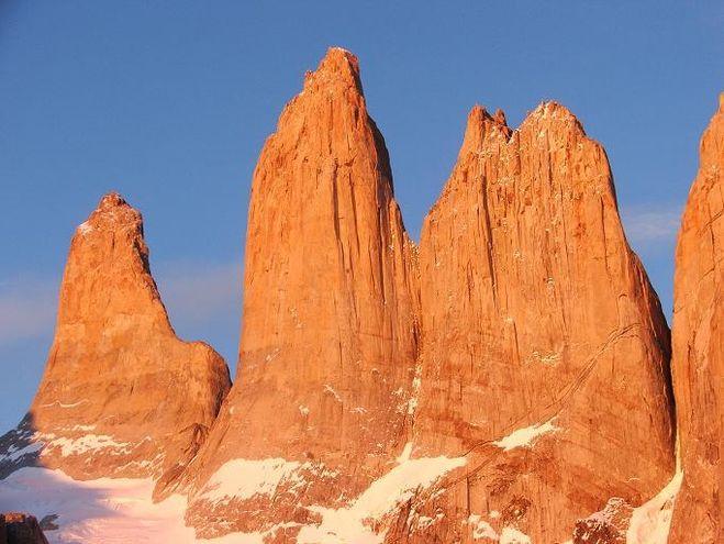 горные каньоны