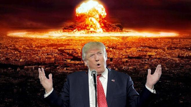 Трамп ядерный