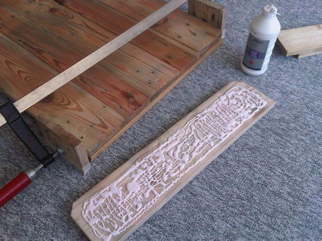 Как сделать стол под те